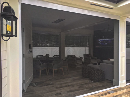 Elite Retractable Exterior Shade & Screen