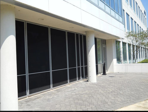 Commercial Security Screens