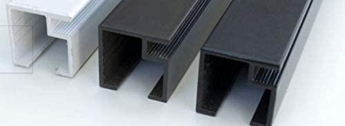 Mini Track Porch Screening System Kit
