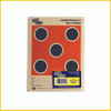 Tetra® Gun Competition 50 ft. Rifle Target (20/Pack)