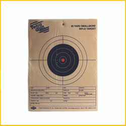 Tetra® Gun 50 Yd. Small Bore Rifle Target (12/Pack)