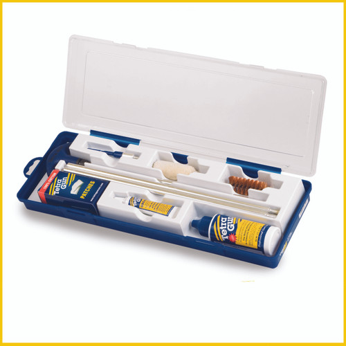 ValuPro™ III cleaning kits offer the highest quality and versatility available on the market today, all in an attractive, significantly more compact case packaging!