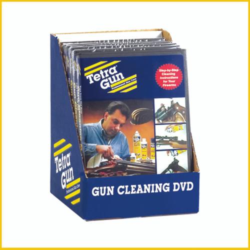 Tetra® Gun 'Tips from the Pros' Gun Care DVD