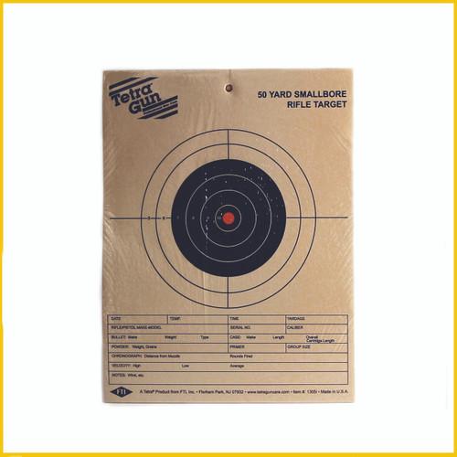 Tetra® Gun 50 Yd. Small Bore Rifle Target (12/Pack)