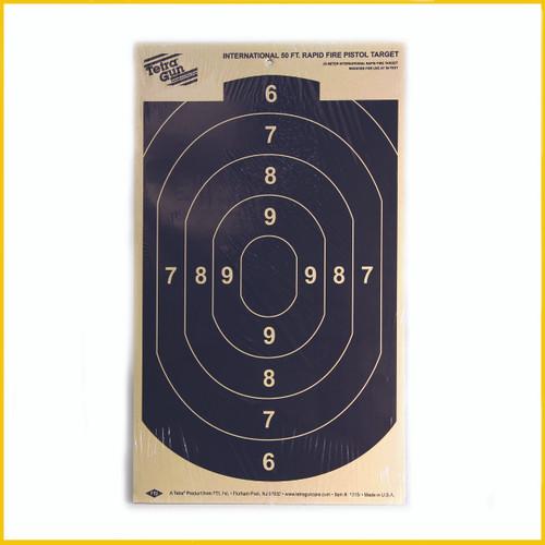 Tetra® Gun International 50 ft. Rapid Fire Target (20/Pack)
