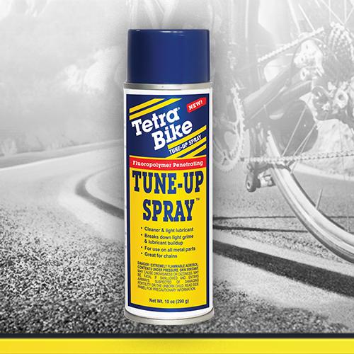 Tetra® Bike Tune-Up Spray