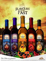 Flavours of the past