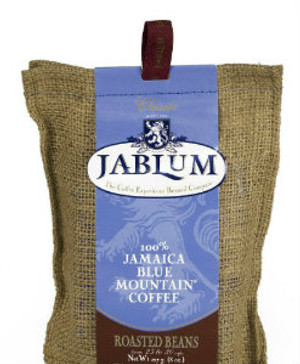 100% of the finest coffee hand picked and roasted by our finest roastmasters just before shipping. Jablum Jamaica Blue Mountain is a coffee with a balanced medley of coffee flavors depicting a richness and sweetness that is hardly describable. A rich aroma with perfect acidity this coffee is regarded as one of the signature coffees of the world.