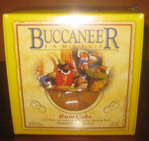 Buccaneer-Rum-Cake  16 oz