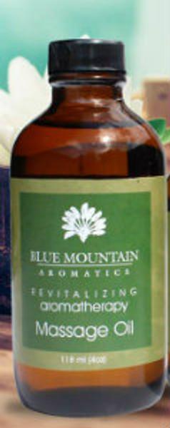 4oz Revitalizing  Massage oil