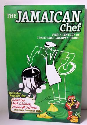 Jamaican Chef Cookbok