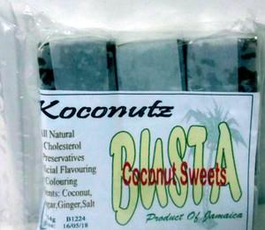 Busta Sweet ( Bustamante Backbone) pk of 6