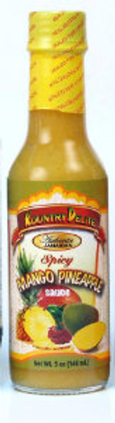 KD Spicy Mango Pineapple Sauce