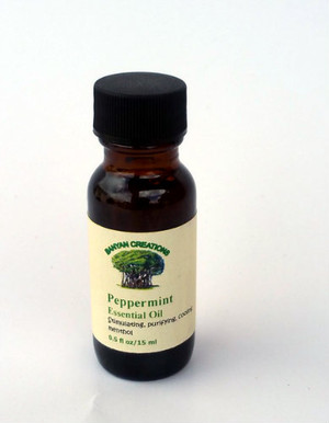Banyan  Peppermint Essential oil