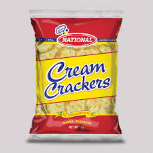 National Cream Crackers ( bundle of 3