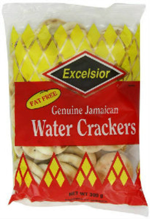 Excelsior Water Crackers 300 g (Pack of 3)