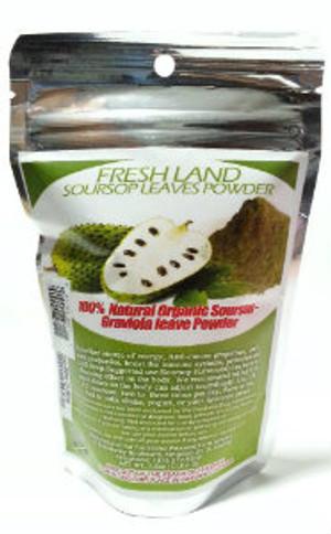 1.8 oz Sour-sop leaves powder