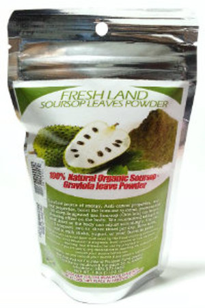 5 oz Soursop leaves powder