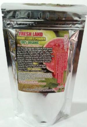 8oz Guava Leaves Powder