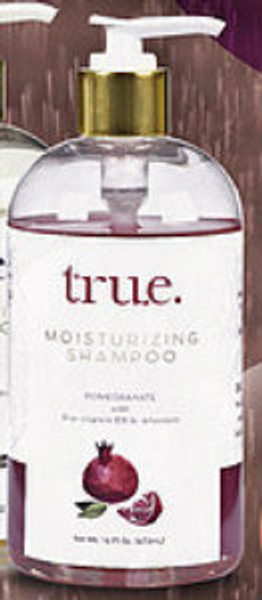 TRUE Pomegranate  Shampoo & bodywash