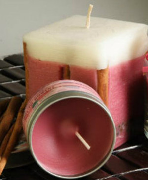 16 oz Island Spice  gourmet candle