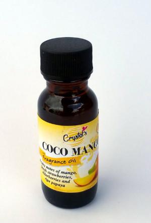 Crystal's Fragrance oil