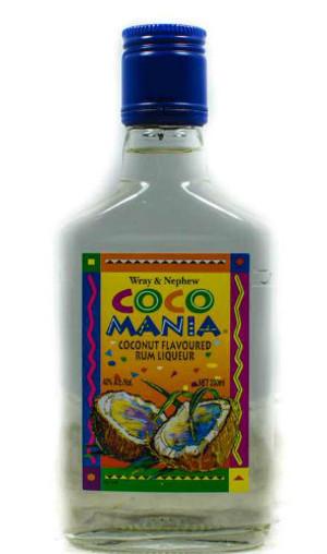 200ml Cocomania Rum