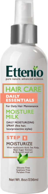 MOISTURE MILK With Sea Kelp, Beet Sugar Extract & Broccoli Seed Oil For All Hair Types