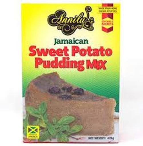 Annilu Jamaican Sweet Potato Pudding  Mix
