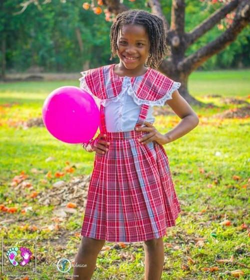 Kids Bandana dress