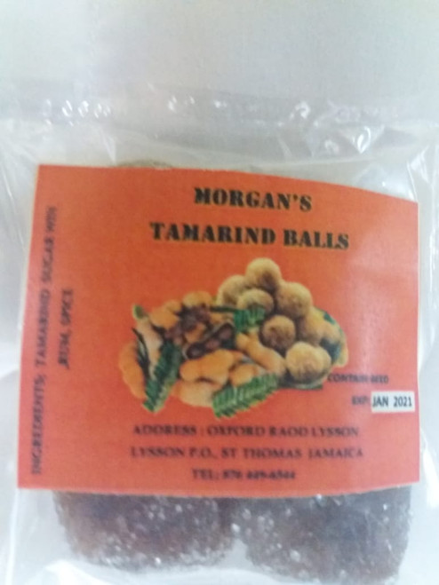Tamarind balls Set of 6