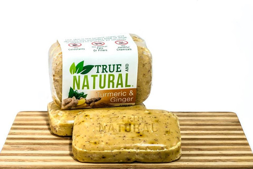 Turmeric and Ginger soap (set of 3)