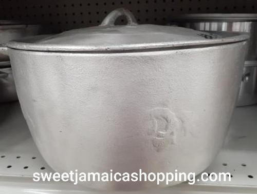 Dinner Dutch Pot (flat bottom)
