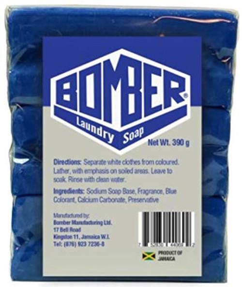 Blue Bomber Laundry SOAP 390 Grams( set of 3)