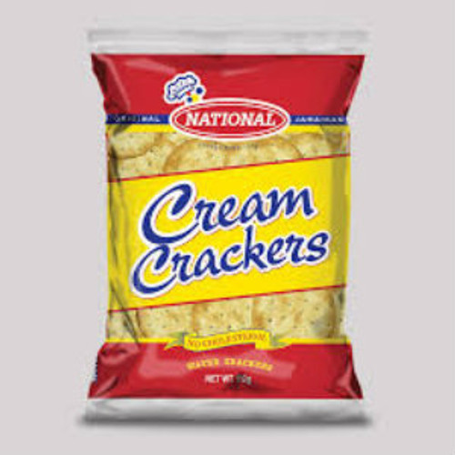 National Cream Crackers 225g ( bundle of 3)
