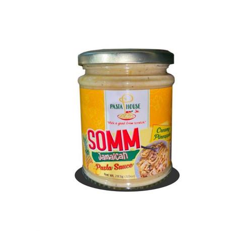 Jamaican Pasta Sauce, Creamy Pineapple 16oz