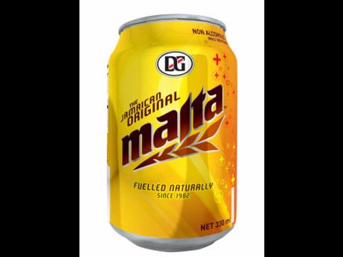 Malta drink set of 3 (can)