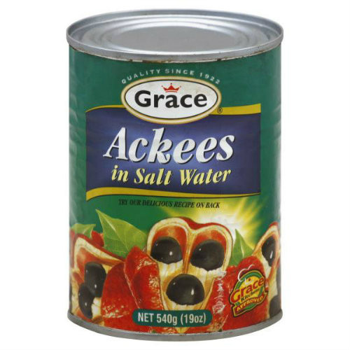 Grace Ackee in brine