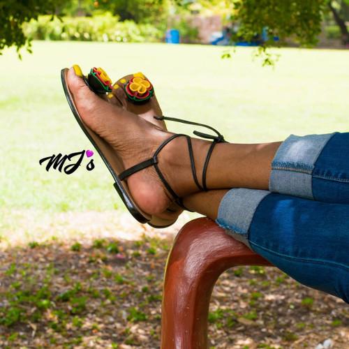 "MJ ""ROSE PETITE"" Sandals"