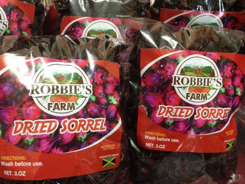Robbies Dried sorrel
