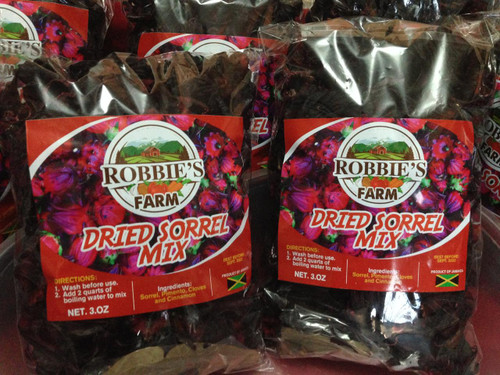 Robbies  sorrel mix