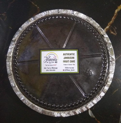 Medium Authentic Jamaican fruit cake ( flavas by Sam)