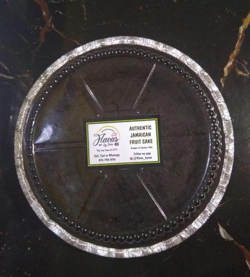 Large  Authentic Jamaican fruit cake ( flavas by Sam)