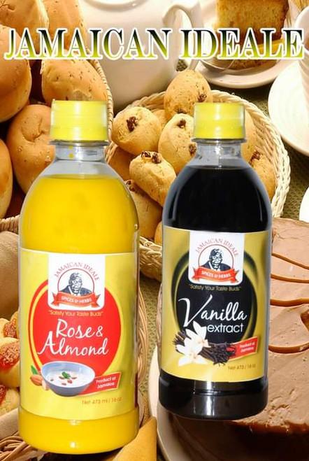16oz jamaican Ideale Vanilla