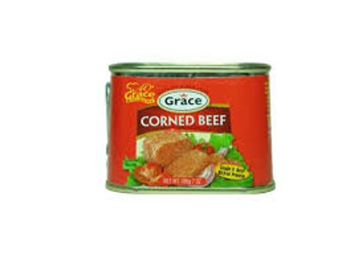 grace corn beef 12oz