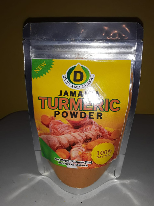 Tumeric Powder 2oz