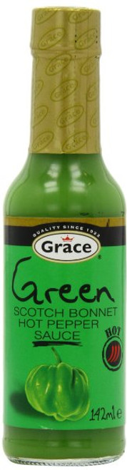 Grace Green Pepper Sauce