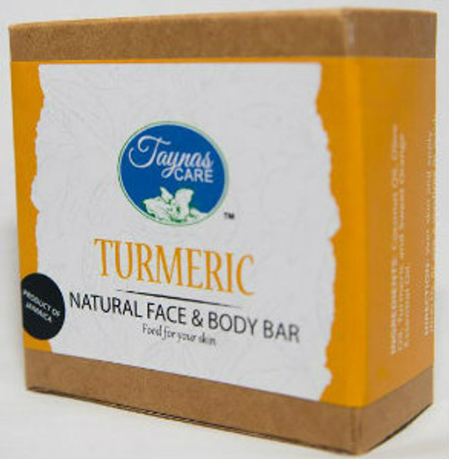 Turmeric Natural Bar Soap