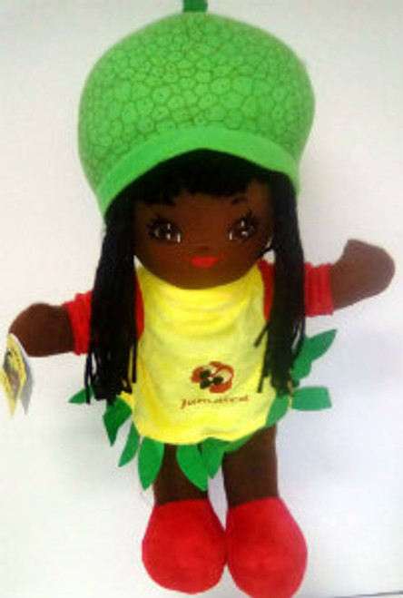 Lrg Breadfruit doll