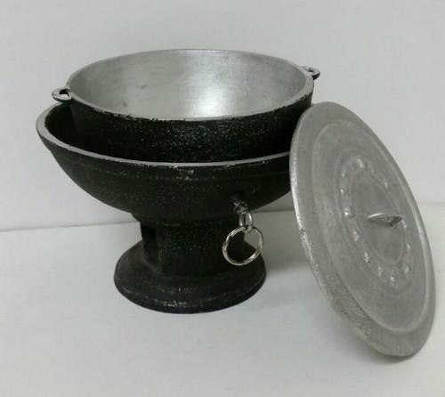 Mini Dutch Pot & Coal Stove
